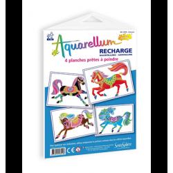 Aquarellum Junior Refill Set: Knights