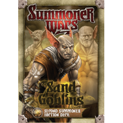 Summoner Wars: Sand Goblins – Second Summoner