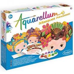 Aquarellum Masks & Princesses