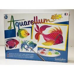 Aquarellum Junior: Aquarium