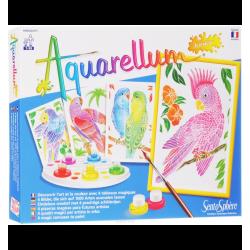 Aquarellum Junior: Parrot