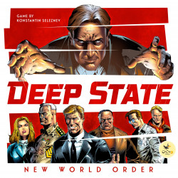 Deep State: New World Order