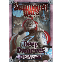 Summoner Wars: Deep Dwarves – Second Summoner