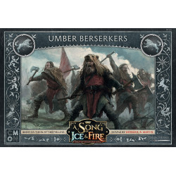 A Song of Ice & Fire: Tabletop Miniatures Game – Umber Berserkers