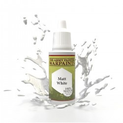 Matt White - 18ml