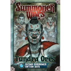 Summoner Wars: Tundra Orcs – Second Summoner