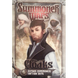 Summoner Wars: Cloaks – Second Summoner