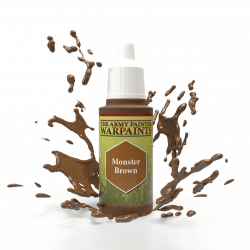 Monster Brown - 18ml