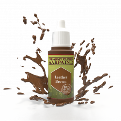 Leather Brown - 18ml