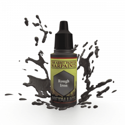 Rough Iron - 18ml