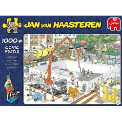 Jan van Haasteren - Bijna klaar?