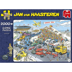 Jan van Haasteren -  Grand Prix