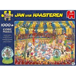 Jan van Haasteren - Acrobaten circus