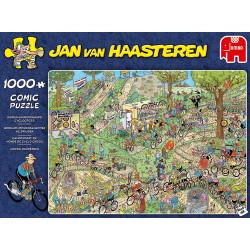 Jan van Haasteren - Championnat du monde de cyclo cross