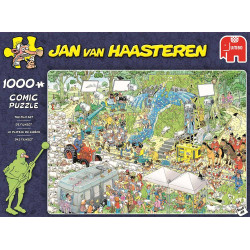 Jan van Haasteren - The film set