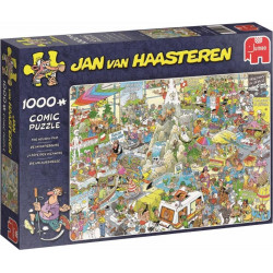 Jan van Haasteren - The holiday fair
