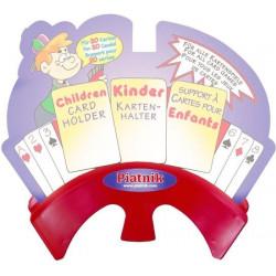 Junior cardholder