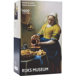 National Museum Puzzle: The Milkmaid