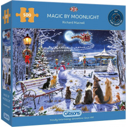Gibsons: Magic by Moonlight puzzel
