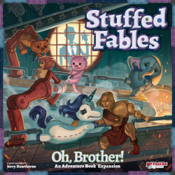 Stuffed Fables: Oh, Brother!