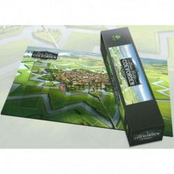 Town Builder Coevorden - Playmat