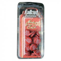 Fallout Wasteland Warfare - Bottle Caps