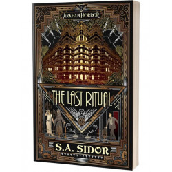 The Last Ritual An Arkham Horror Novel