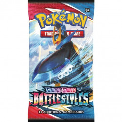 Pokémon Sword & Shield - Battle Styles