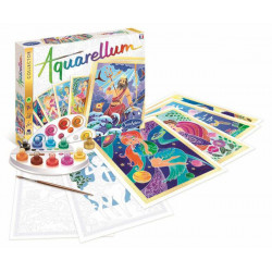 Aquarellum: Mythologie - 25 Jahre Ausgabe