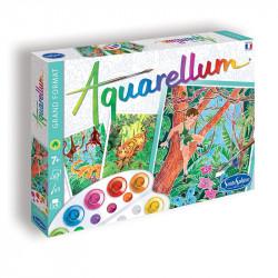 Aquarellum: Dschungelbuch