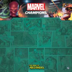 Marvel Champions: Red Skull 1-4 player mat