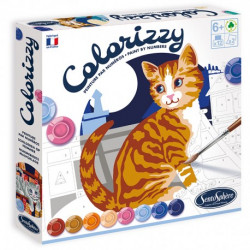 Colorizzy: Paint by Numbers - Chats