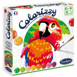 Colorizzy: Paint by Numbers - Vögel