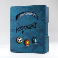 KEYFORGE® DECK BOOK - BLUE