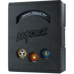 KEYFORGE® DECK BOOK - BLACK