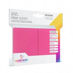 Prime Sleeves - Pink - 63.50x88mm (100)