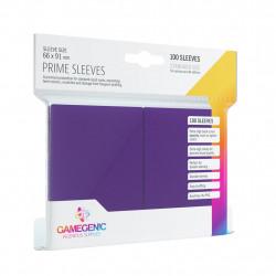 Prime sleeves - Purple - 63.50x88mm (100)