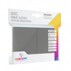 Prime sleeves - Grey - 63.50x88mm (100)