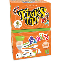 Time s up family oranje