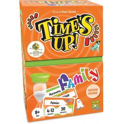 Time s up family oranje